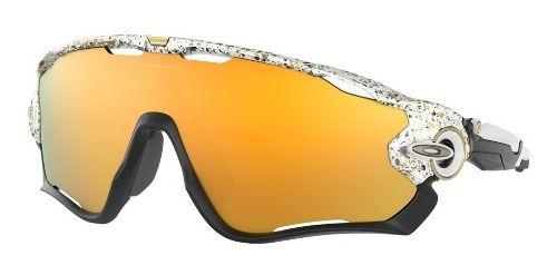 Óculos Oakley Jawbreaker Splattermetallic 24k Iridium