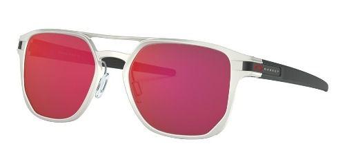 Óculos Oakley Latch Alpha Matte Silver Torch