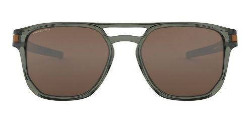 Óculos Oakley Latch Beta Matte Olive Prizm Tungstein Oo9436