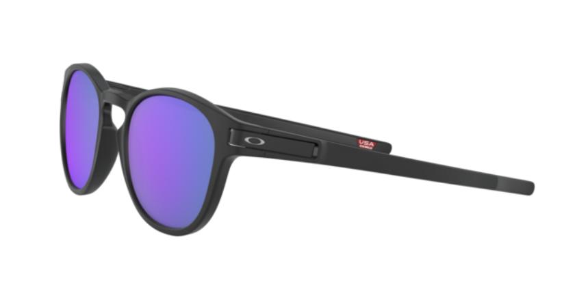 Óculos Oakley Latch Matte Black Prizm Violet