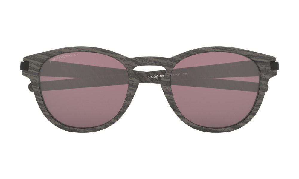 Óculos Oakley Latch Woodgrain Prizm Daily Polarizd
