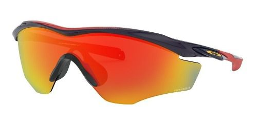 Óculos Oakley M2 Frame Xl Navy Lentes Prizm Ruby