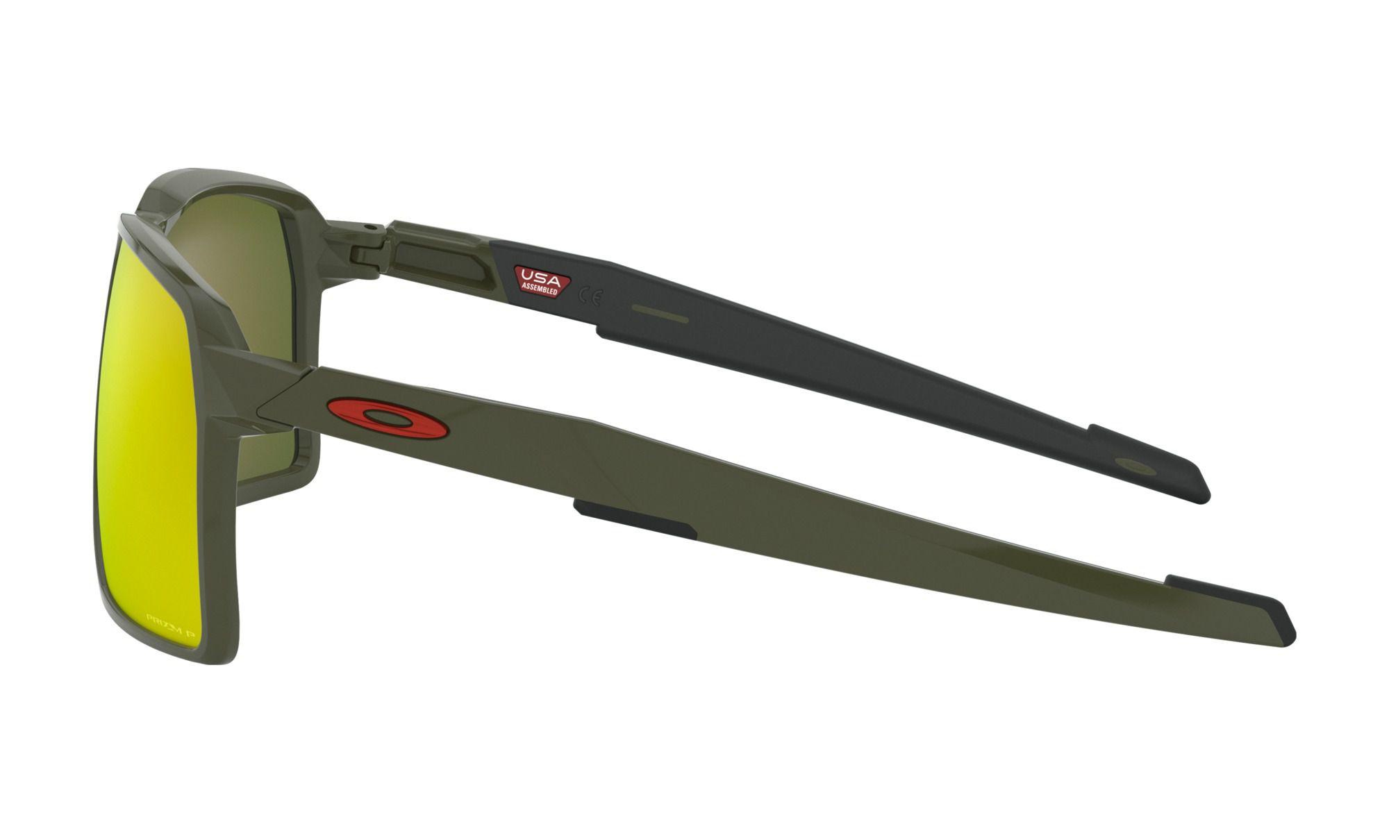 Óculos Oakley Portal Moss Rubi Polarizado