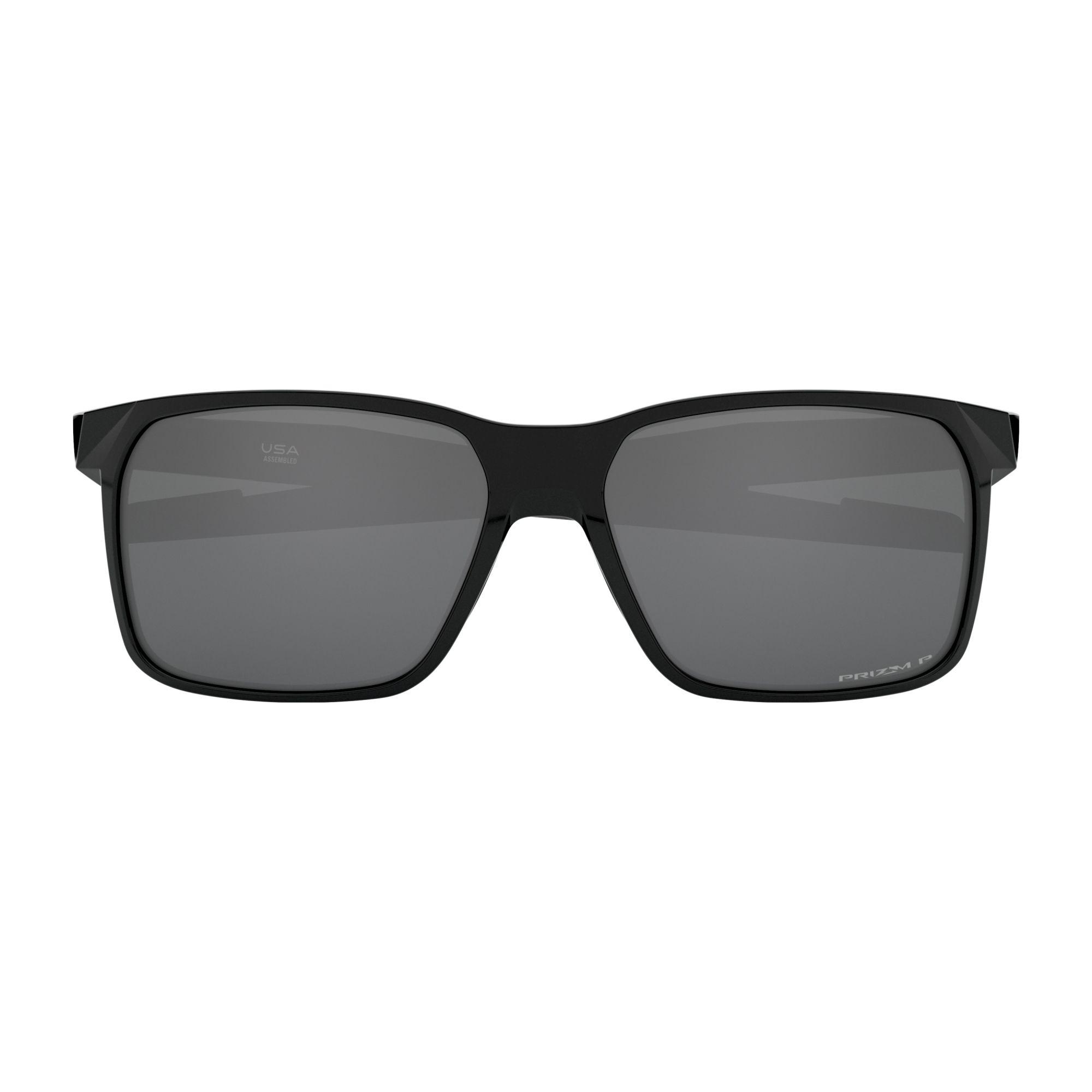 Óculos Oakley Portal X Preto Polarizado
