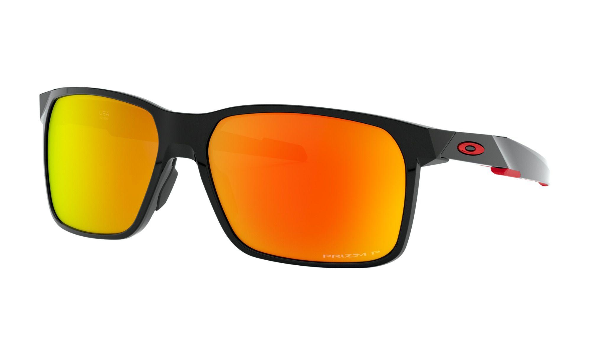 Óculos Oakley Portal X Rubi Polido Polarizado