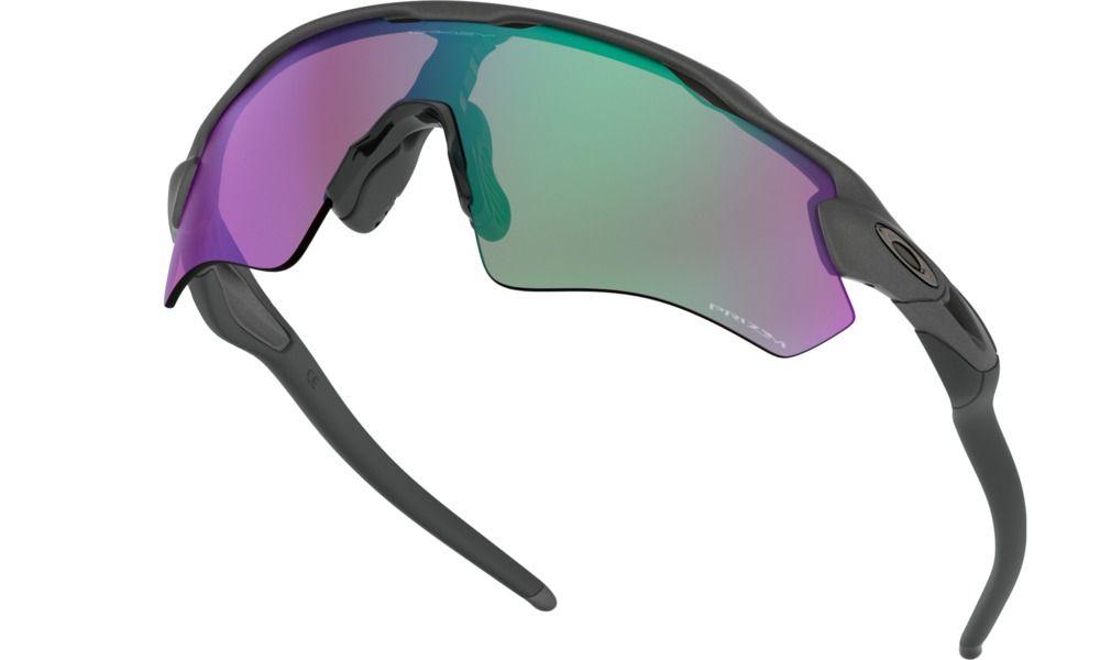 Óculos Oakley  Radar Ev Path Steel Prizm Road Jade