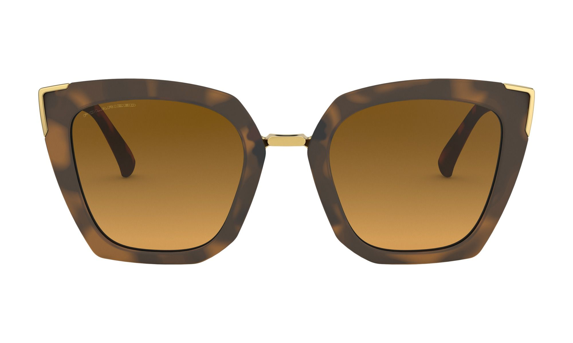 Óculos Oakley Sideswept Tortoise Lente Polarizada