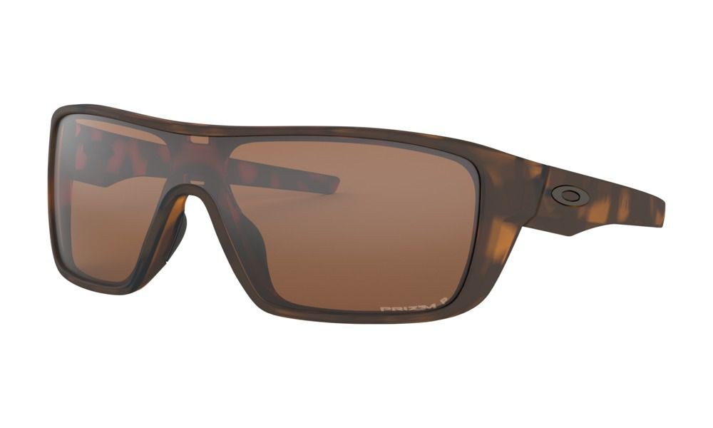 Óculos Oakley Straightback Marrom Prizm Tungsten Polarized