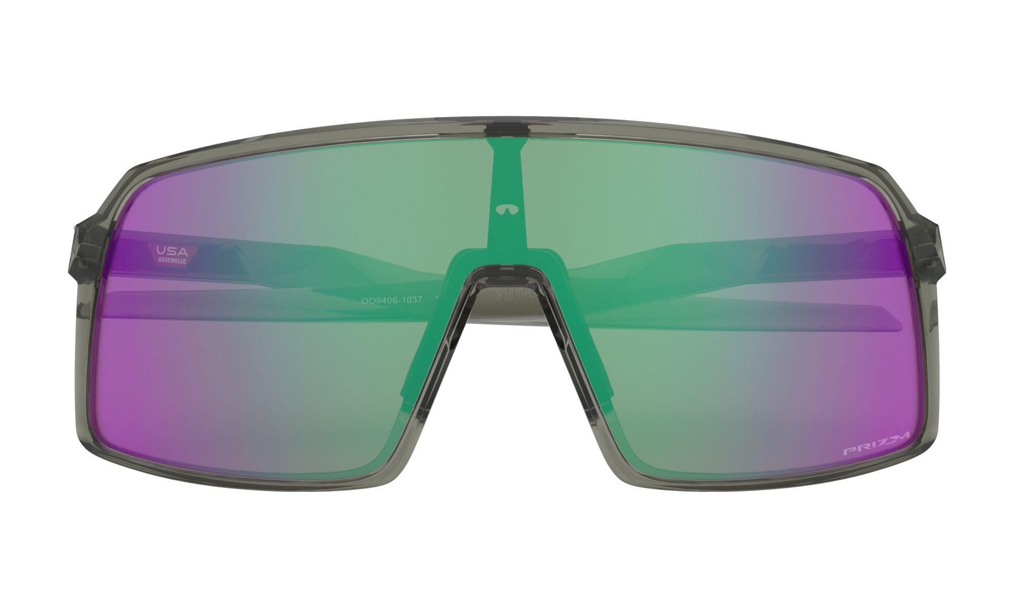 Óculos Oakley Sutro Grey Ink Prizm Road Jade