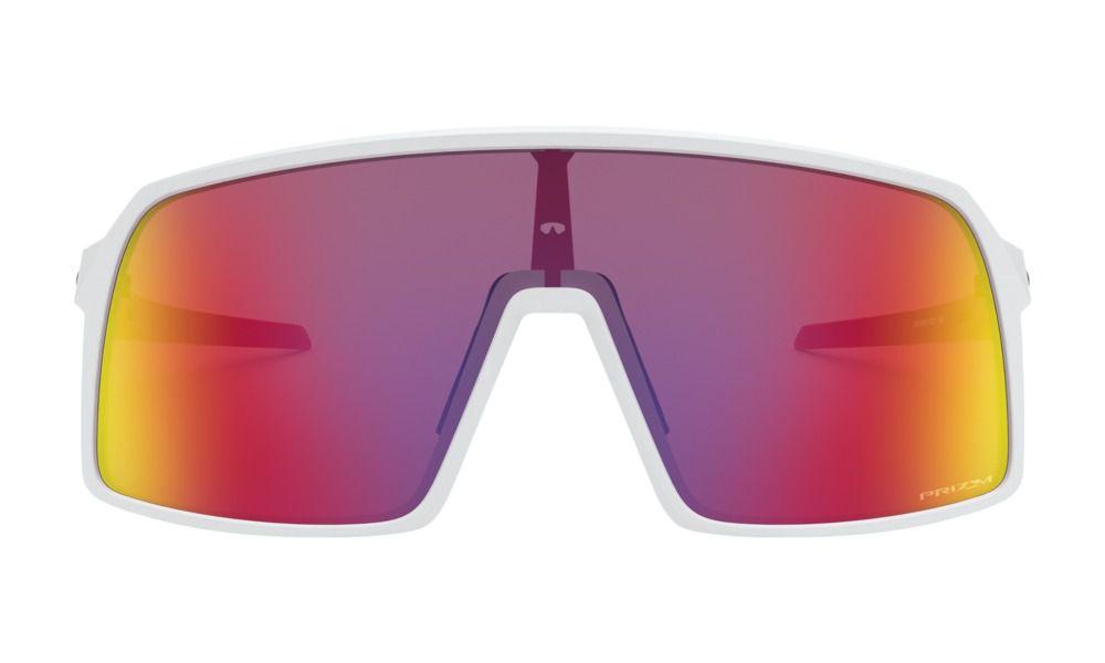 Óculos Oakley Sutro Matte White Prizm Road Lançamento