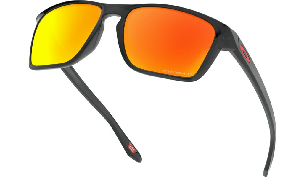 Óculos Oakley Sylas Black Ink Prizm Ruby Polarized