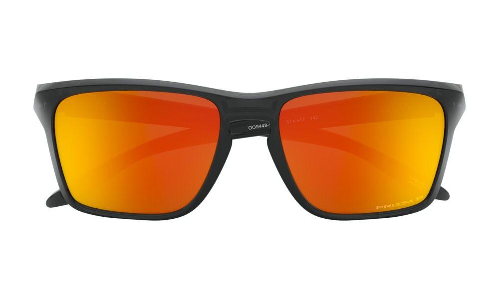 Óculos Oakley Sylas Black Ink Prizm Ruby Polarized