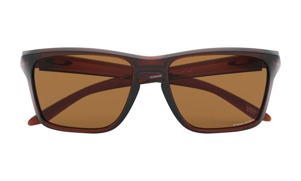 Óculos Oakley Sylas Polished Rootbeer Prizm Bronze