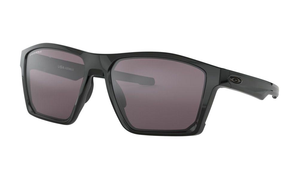 Óculos Oakley Targetline Black Lente Prizm Grey