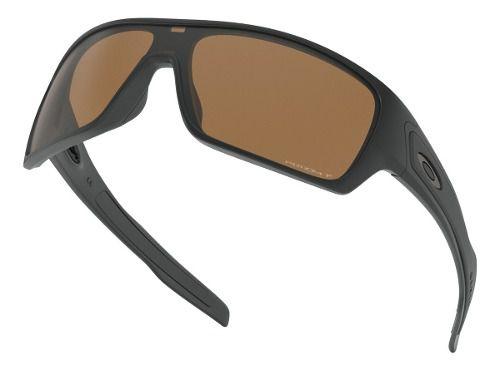 Óculos Oakley Turbine Rotor Black Prizm Polarizado