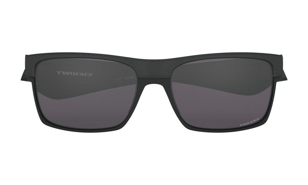 Óculos Oakley Twoface Steel Prizm Grey