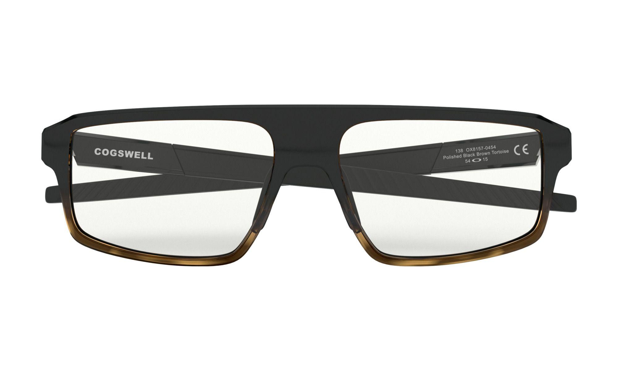 Óculos Para Grau Oakley Cogswell Black w Tortoise