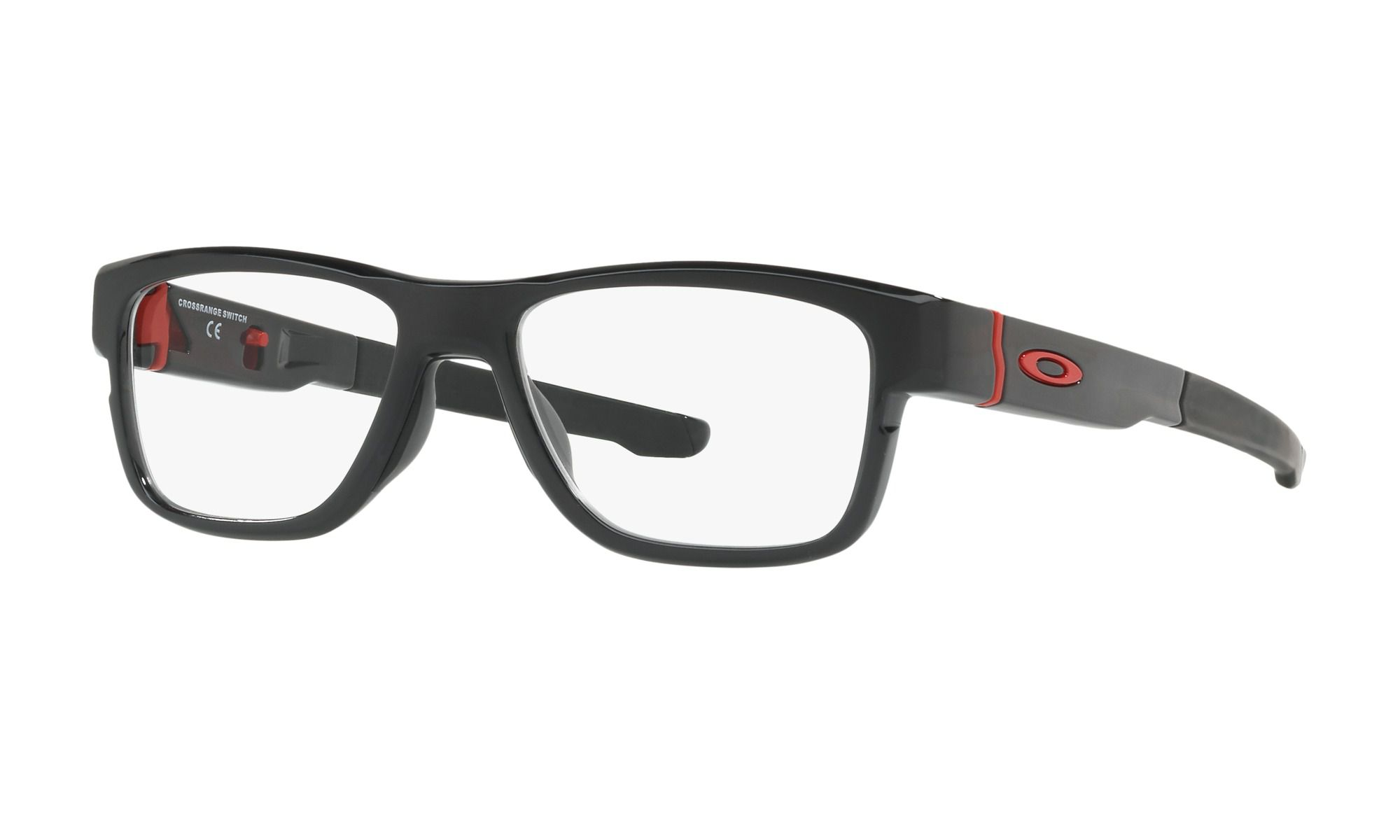 Óculos Para Grau Oakley Crossrange Switch Black ink