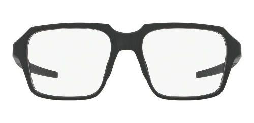 Óculos Para Grau Oakley Miter Satin Black
