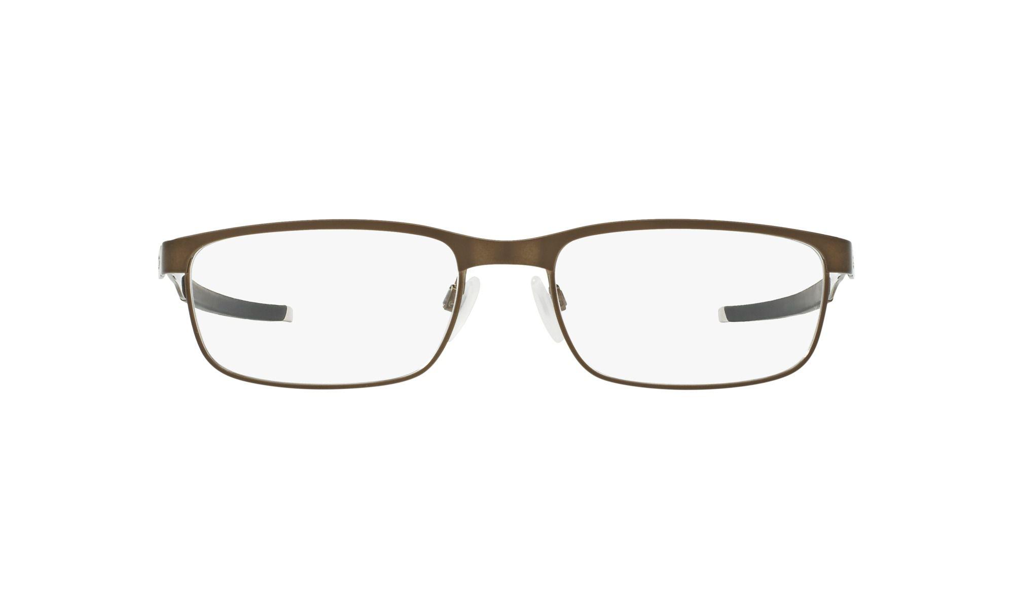 Óculos Para Grau Oakley Stell Plate Powder Plate
