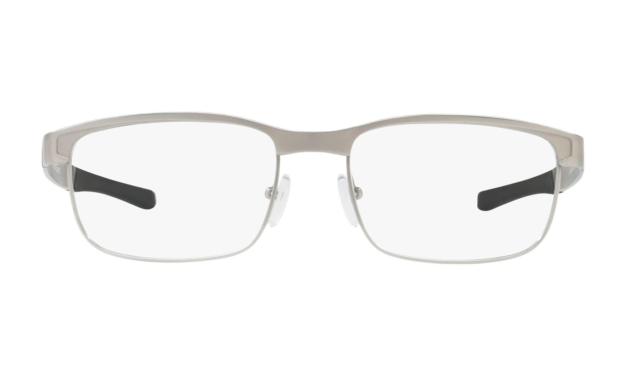 Óculos Titânio Oakley Surface Plate Satin Chrome