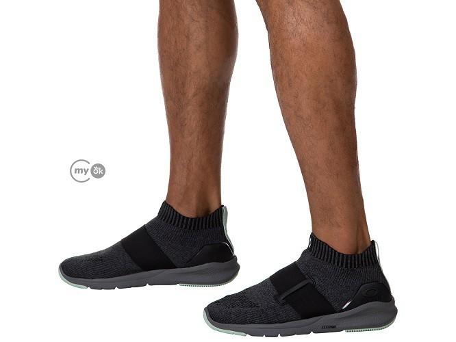 Tenis Oakley Fractal Knit Jet Black