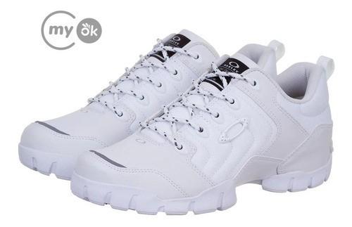 Tênis Oakley Halftrak Low White