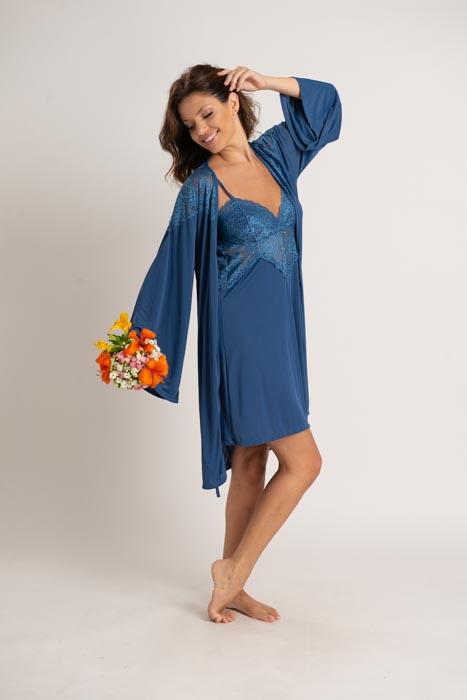 Camisola + Robe