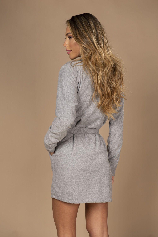 Roupão/Robe em Plusch