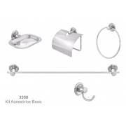KIT CROMADO 5 PÇS (3350) BASIC