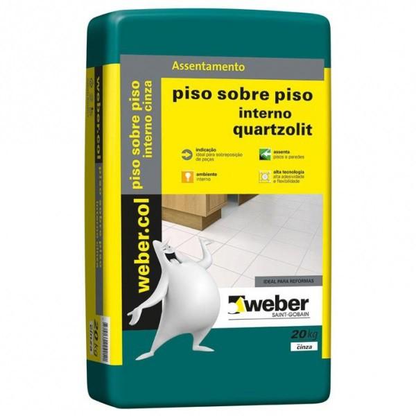 ARGAMASSA 20KG INT PISO/PISO BRANCO