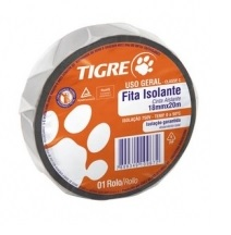 FITA ISOLANTE TIGRE 18MM X  5MT