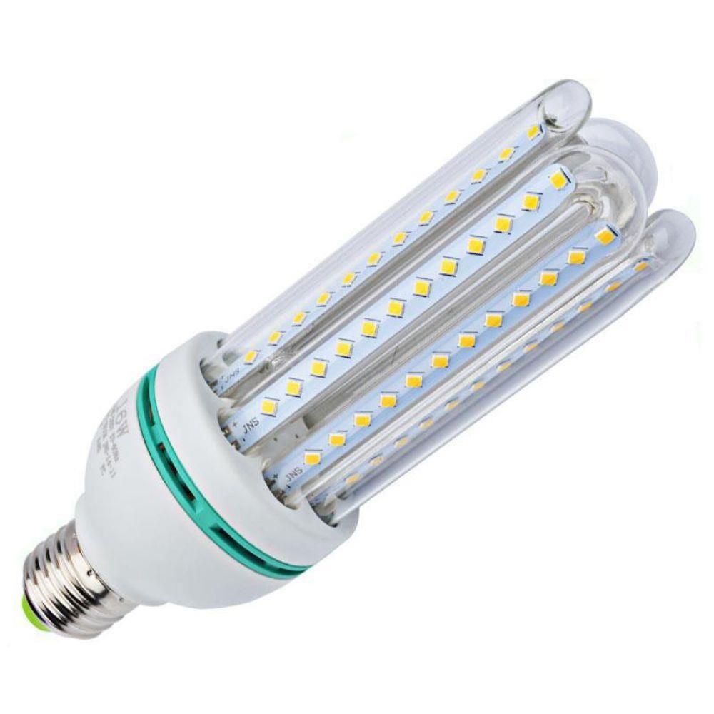 LAMPADA DE LED 4U 16W LUZ BRANCA (6000K)