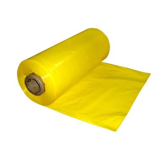 LONA PLASTICA AMARELA 1 MT²