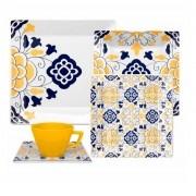 Aparelho De Jantar/Chá 30 Peças Quartier Sevilha - Oxford Porcelanas