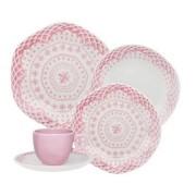 Aparelho De Jantar/Chá 30 Peças Ryo Paris - Oxford Porcelanas