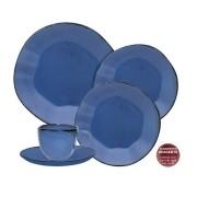 Aparelho De Jantar/Chá 30 Peças Ryo Santorini - Oxford Porcelanas