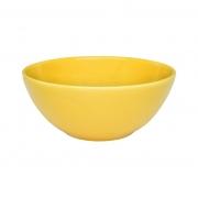 Bowl De Cerâmica 16Cm 600Ml - Amarelo - Oxford Daily
