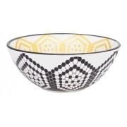 Bowl De Cerâmica 16Cm 600Ml -  Full Bee - Oxford Daily