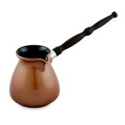 Café Turco (Ibrik) De Cerâmica Ceraflame Colonial 650Ml Cobre