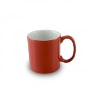 Caneca De Cerâmica 150Ml Gourmet - Vermelha Ceraflame