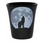 Caneca Tulipa 330Ml - Black Wolf - Preto - Oxford Daily