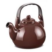 Chaleira De Cerâmica Ceraflame Colonial 1700Ml Chocolate