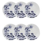 Conjunto 6 Pratos Fundos 22,5Cm Union - Oxford Porcelanas