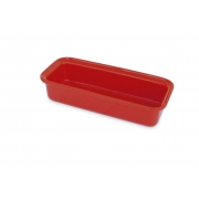 Cuba De Cerâmica Ceraflame 28,5X12X6,5 (2/8) 1000Ml - Vermelho