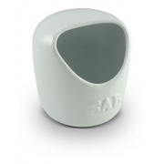 Saleiro De Cerâmica  650G Branco Ceraflame