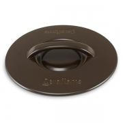 Tampa De Cerâmica Para Caçarola Ceraflame 22Cm Chocolate
