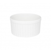 Tigela Ramequin 10X5Cm 180Ml - Branco - Oxford Porcelanas