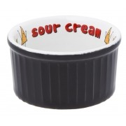 Tigela Ramequin 8X4Cm 100Ml - Sour Cream  - Oxford Porcelanas