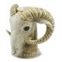 Caneco De Cerâmica Bode Maçonaria Ceraflame 600 ML